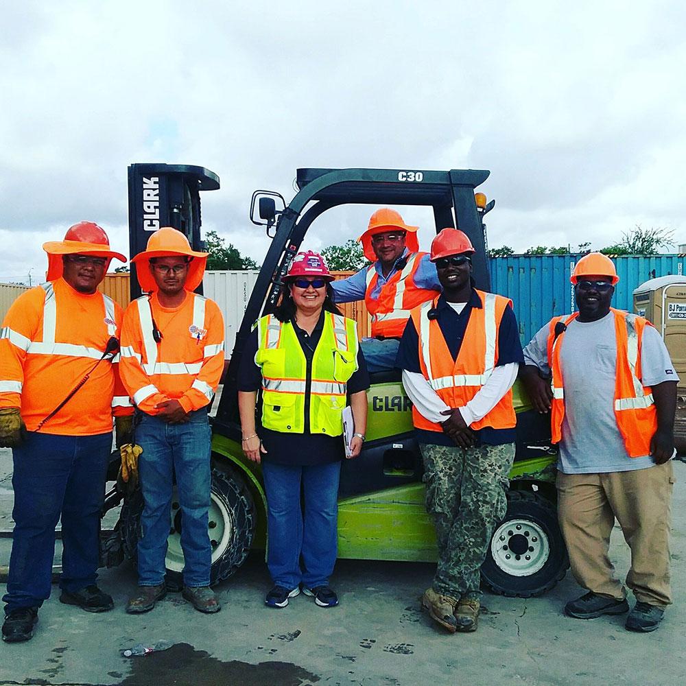 Hands On Forklift Training Forklift Certification Bakersfield Ca